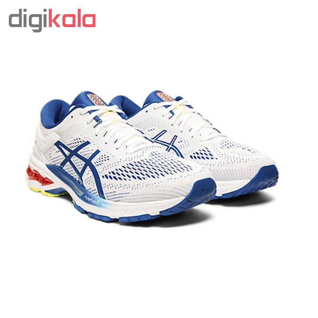 خرید                      کفش  پیاده روی مردانه اسیکس مدل Gel-kayano 26