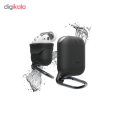کاور محافظ سیلیکونی ضد آب الاگو مناسب برای کیس اپل AirPods thumb 11
