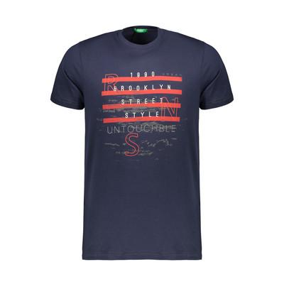 تصویر تی شرت مردانه آر ان اس مدل 1131122-94