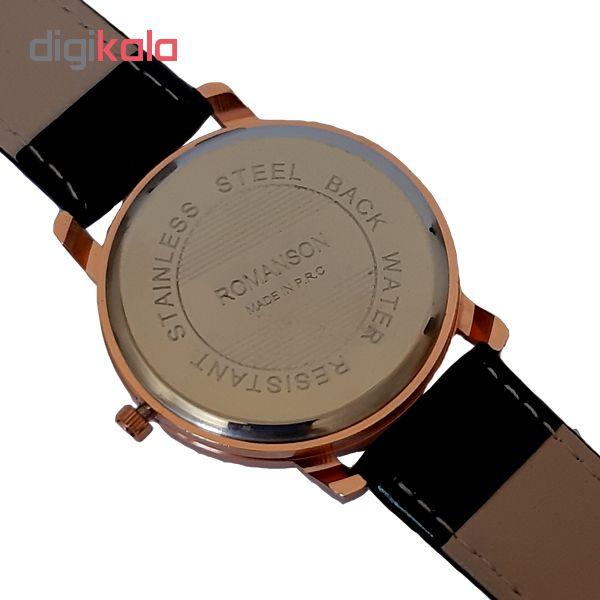 ساعت مچی عقربه ای زنانه مدل 8699BL
