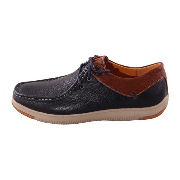 کفش روزمره مردانه شهر چرم مدل T142-13
