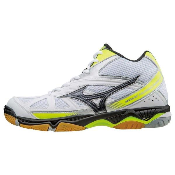 کفش والیبال مردانه میزانو مدل Wave Hurricane Mid 2 مدل V1GA164507