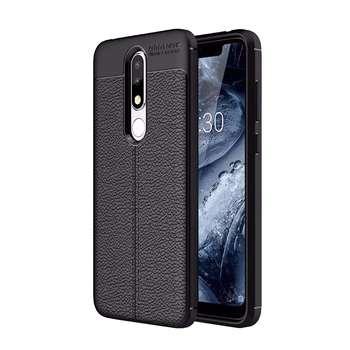 کاور مدل A1636 مناسب برای گوشی موبایل نوکیا  6.1 Plus