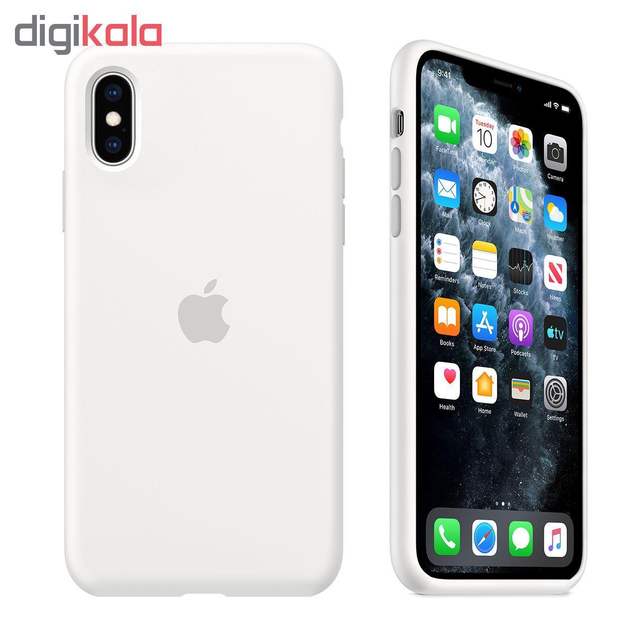 کاور وی کیس مدل Si01 مناسب برای گوشی موبایل اپل iPhone XS Max main 1 1