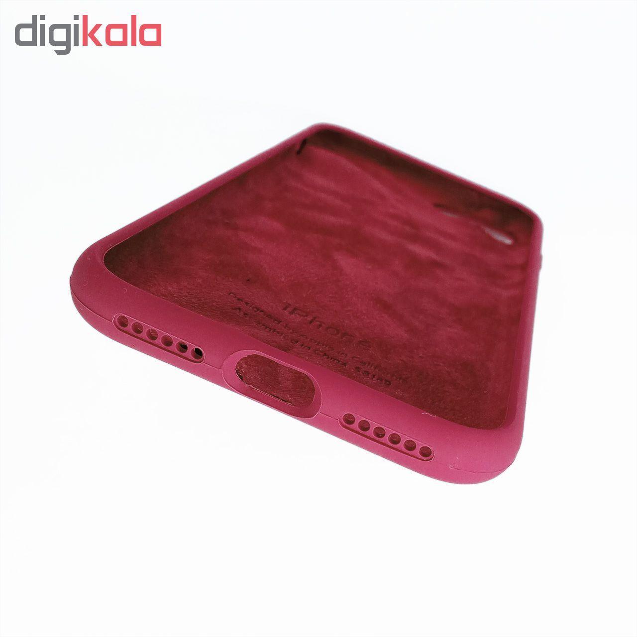 کاور وی کیس مدل Si01 مناسب برای گوشی موبایل اپل iPhone XS Max main 1 4