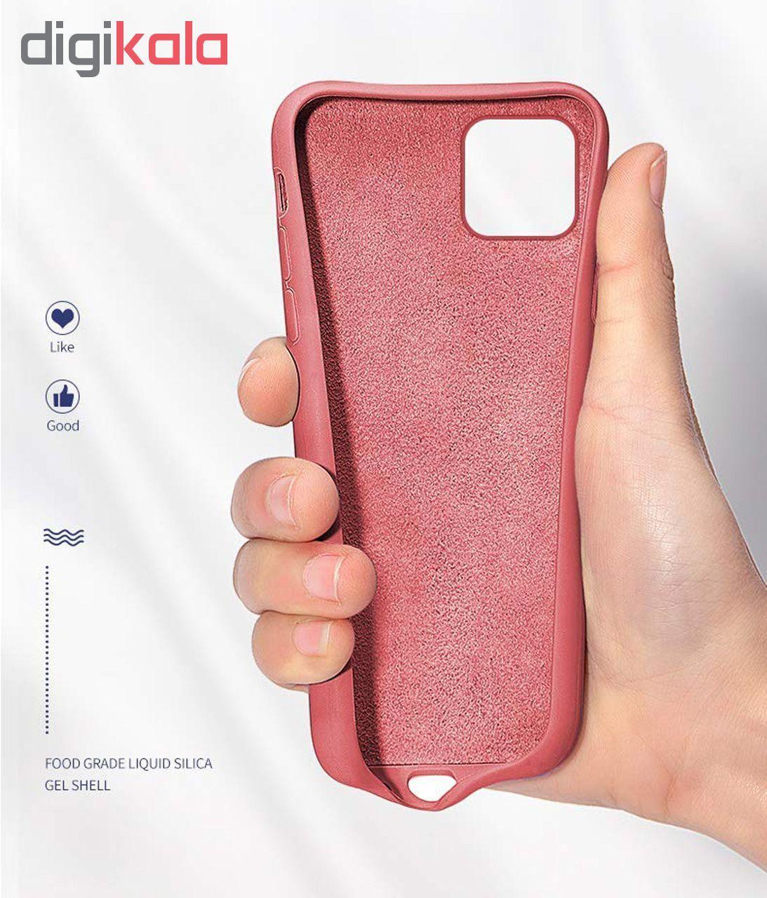 کاور وی کیس مدل Si01 مناسب برای گوشی موبایل اپل iPhone XS Max main 1 5
