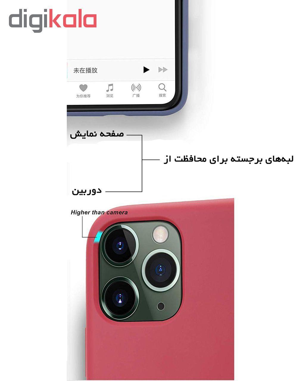 کاور وی کیس مدل Si01 مناسب برای گوشی موبایل اپل iPhone XS Max main 1 6