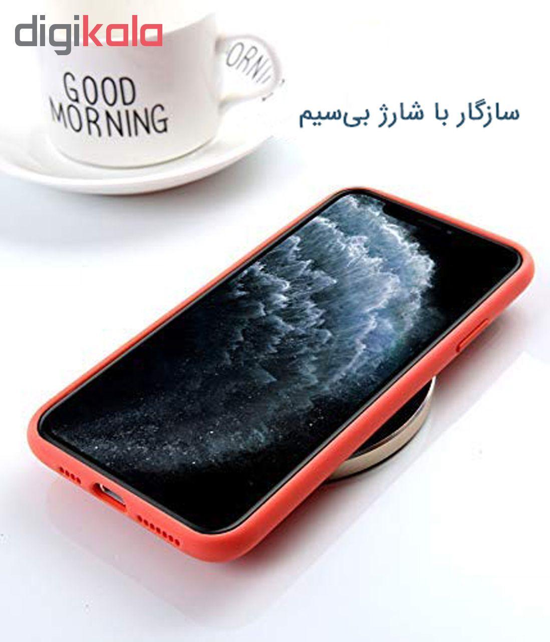 کاور وی کیس مدل Si01 مناسب برای گوشی موبایل اپل iPhone XS Max main 1 7