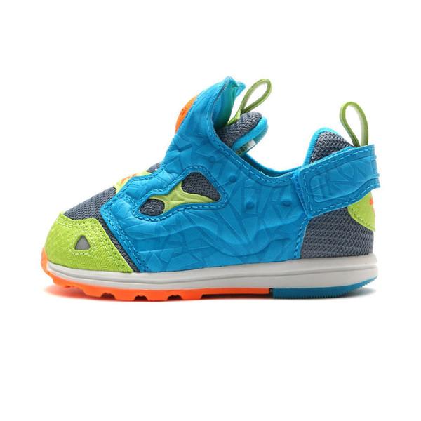 کفش ورزشی نوزادی دخترانه ریباک سری SNOOPERS مدل BD2380