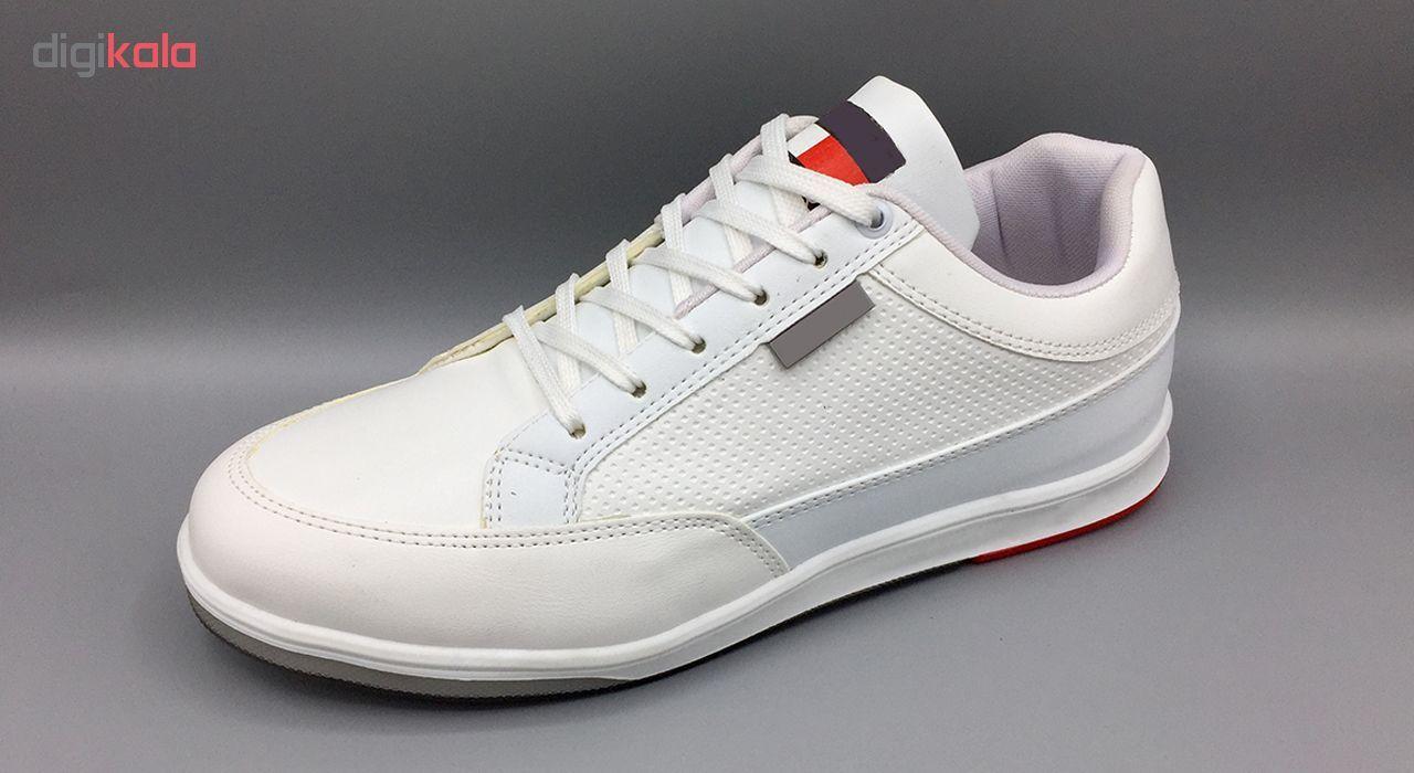 کفش راحتی مردانه مدل PART-WH main 1 2