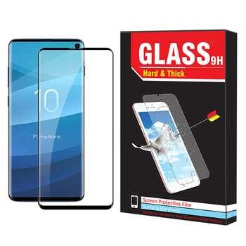 محافظ صفحه نمایش Hard and Thick مدل TP-001 مناسب برای گوشی موبایل سامسونگ Galaxy S10