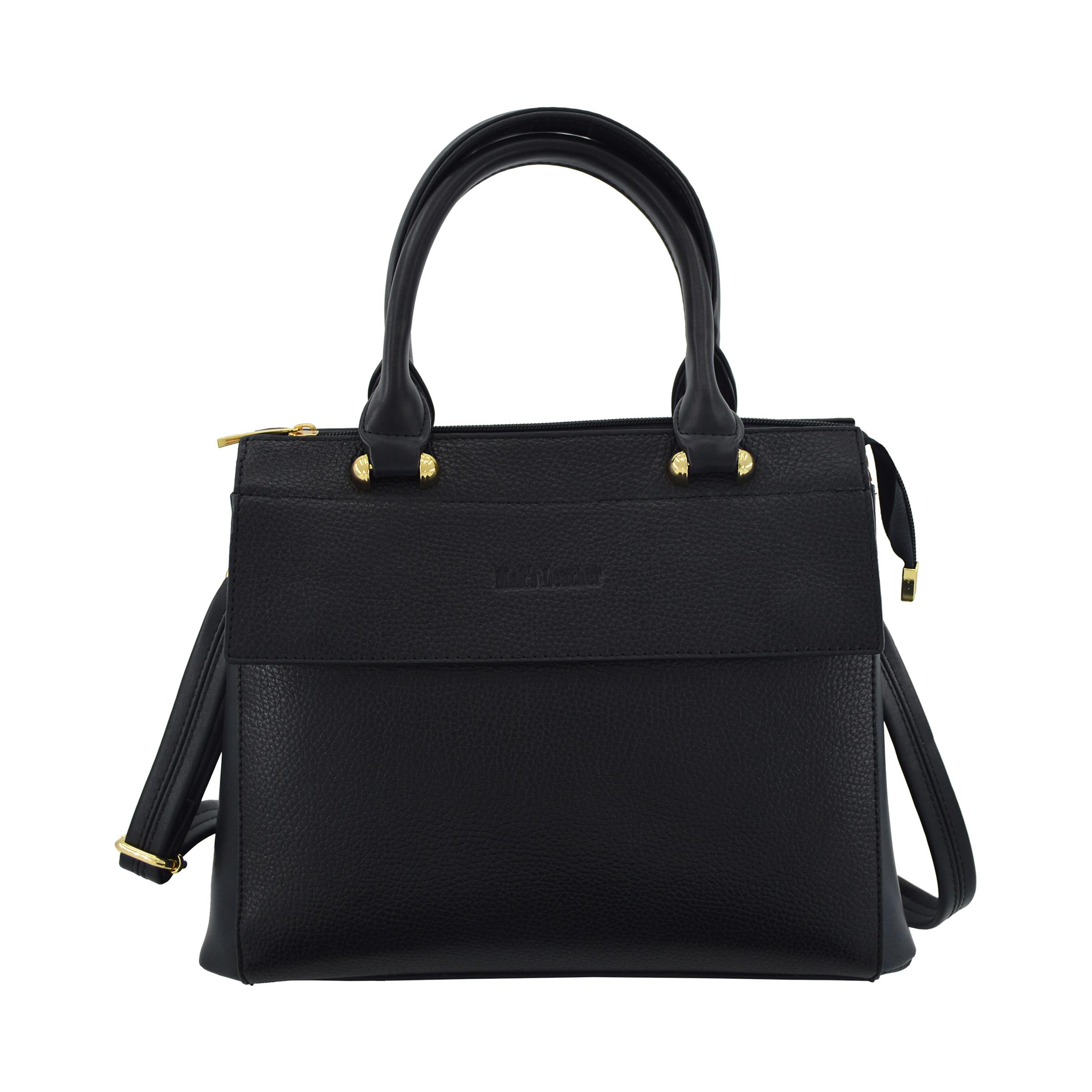 کیف دستی زنانه چرم مکس مدل آلدورا 12301