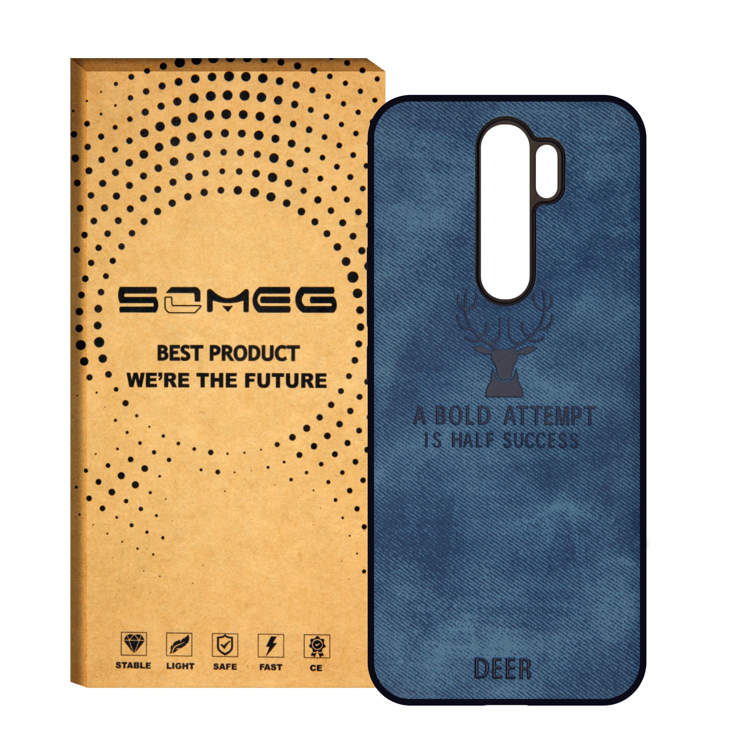 کاور سومگ مدل SMG-Der02 مناسب برای گوشی موبایل شیائومی Redmi Note 8 Pro              ( قیمت و خرید)