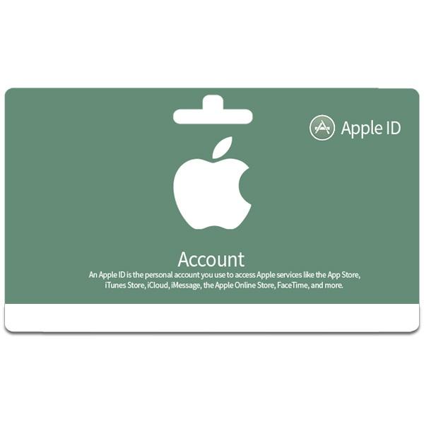 اپل آیدی بدون اعتبار اولیه مدل A12 بسته 12 عددی