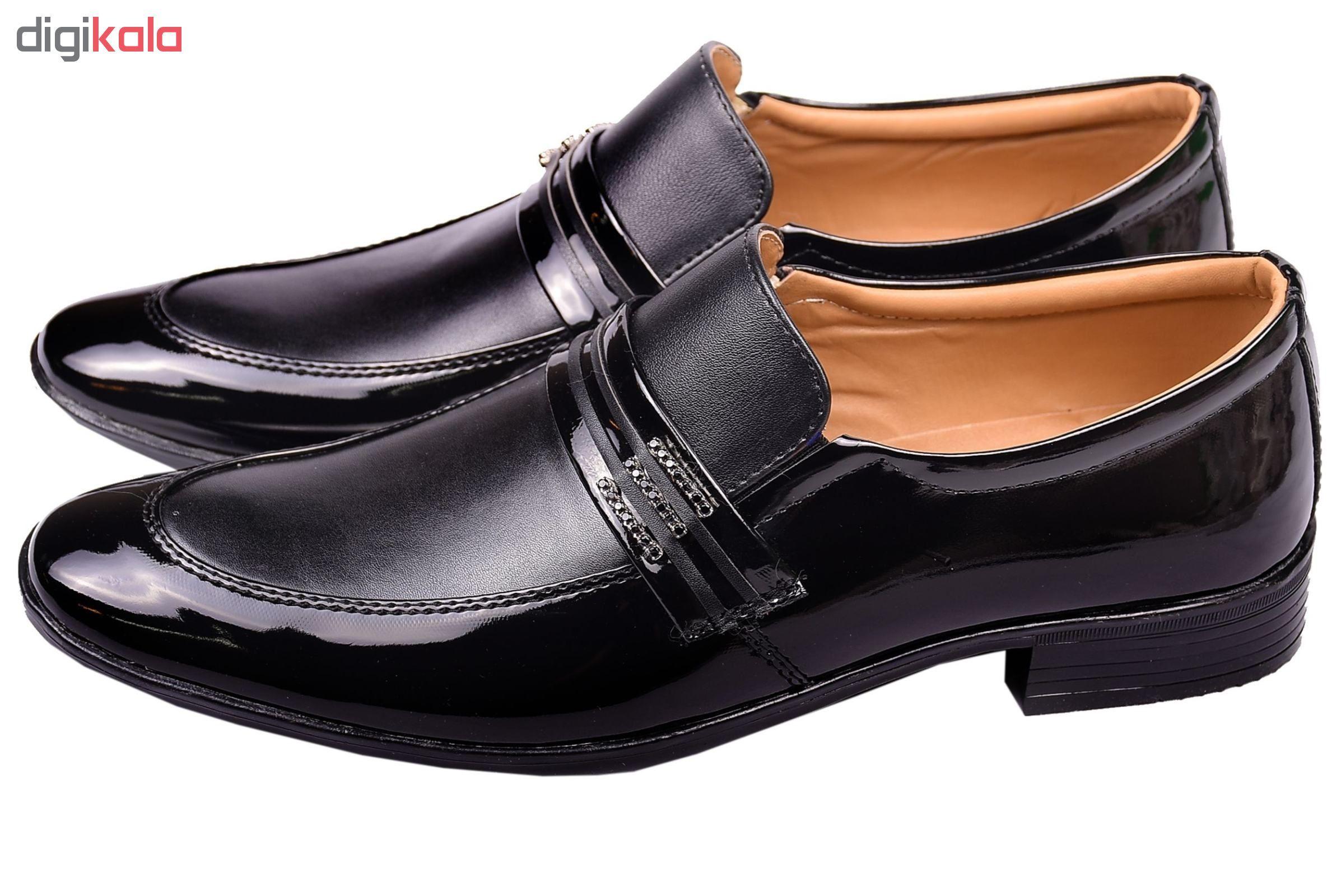 کفش پسرانه کد BK-3923