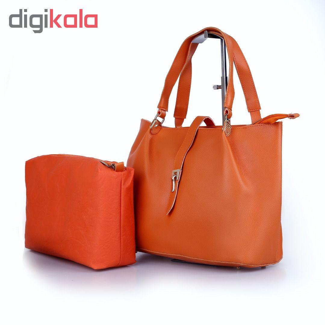 کیف دستی زنانه مدل سلنا کد GFL33khamde