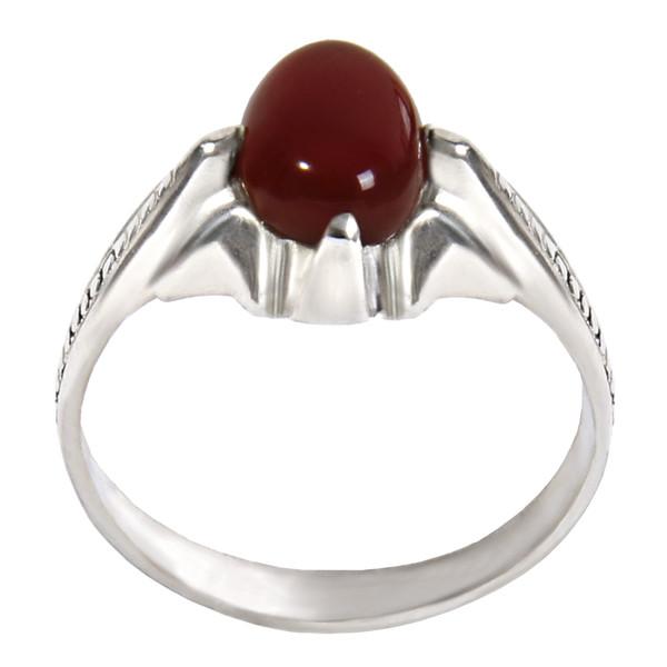 انگشتر نقره زنانه کد AW-062