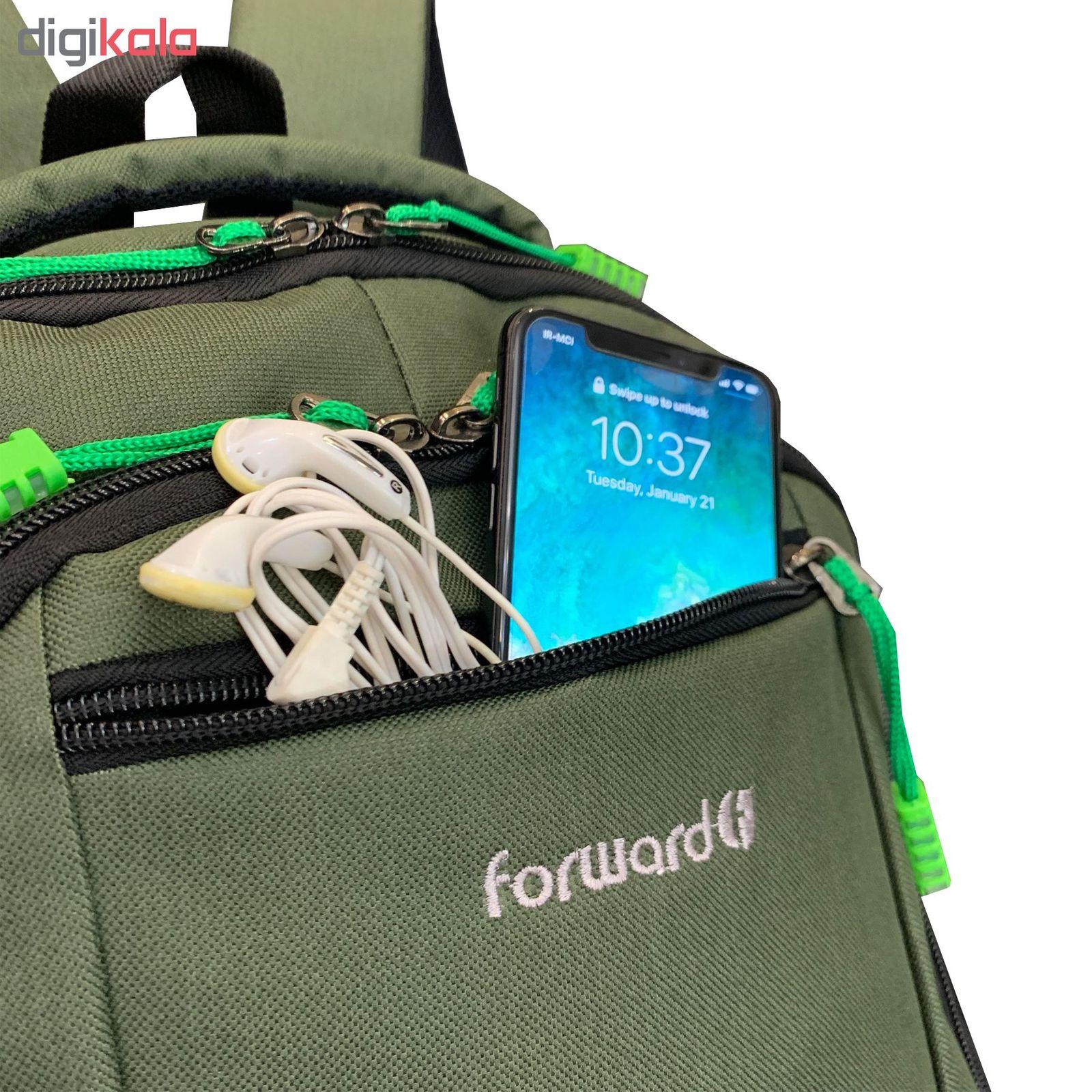 کوله پشتی فوروارد مدل FCLT7788 main 1 8