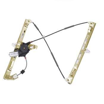 مجموعه شیشه بالابر جلو چپ ابری مدل RP24 مناسب برای پژو 206