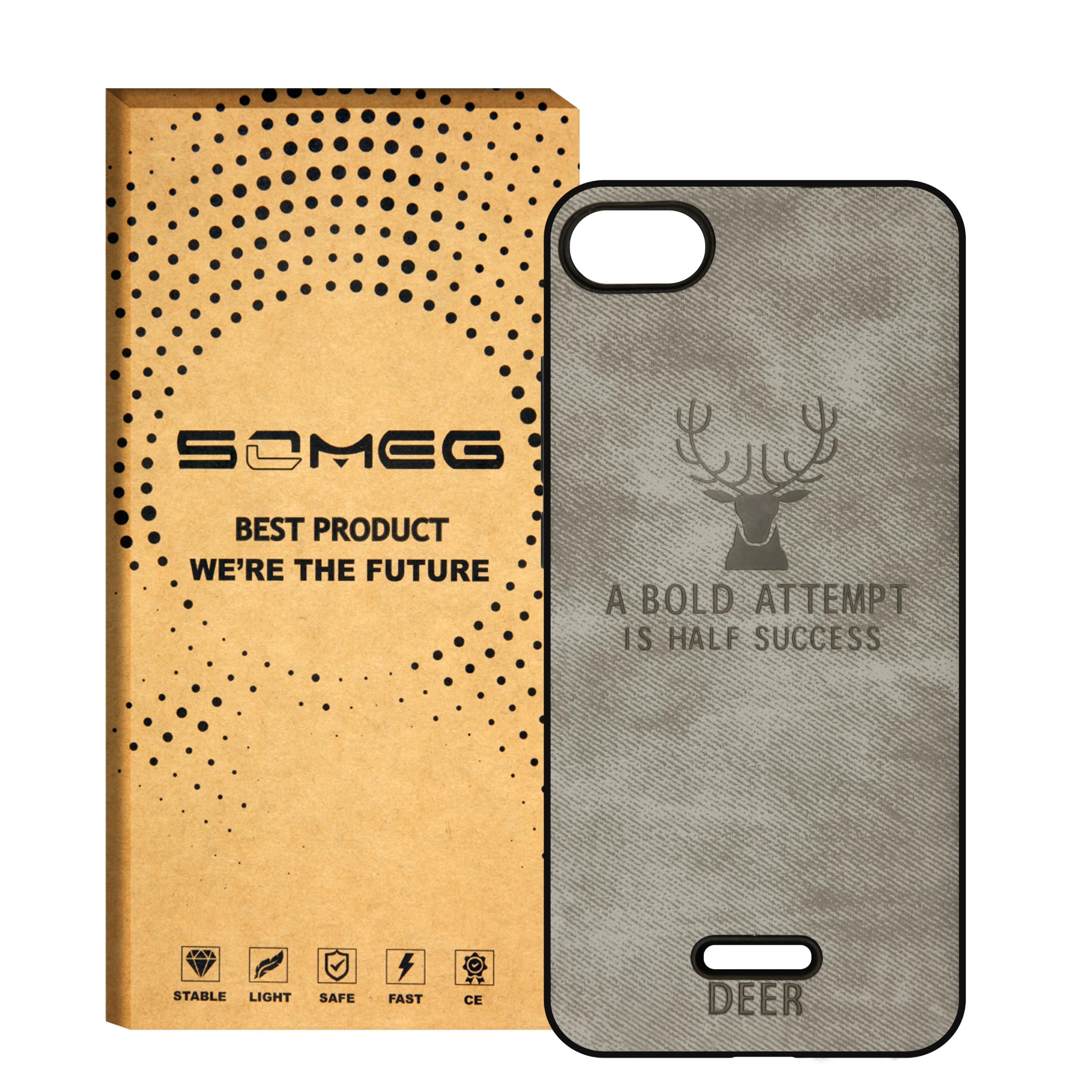 کاور سومگ مدل SMG-Der02 مناسب برای گوشی موبایل شیائومی Redmi 6A              ( قیمت و خرید)