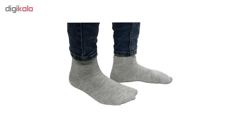 جوراب زنانه پایسان کد LD-4 مجموعه 6 عددی