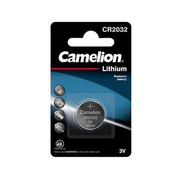 باتری سکه ای کملیون مدل CR2032 بسته 10 عددی
