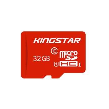 کارت حافظه microSDHC کینگ استار کلاس 10 استاندارد UHS-I U1 سرعت 85MBps  ظرفیت 32 گیگابایت