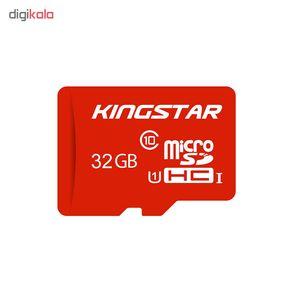 کارت حافظه microSDHC کینگ استار کلاس 10 استاندارد UHS-I U1 سرعت 85MBpsظرفیت 32 گیگابایت