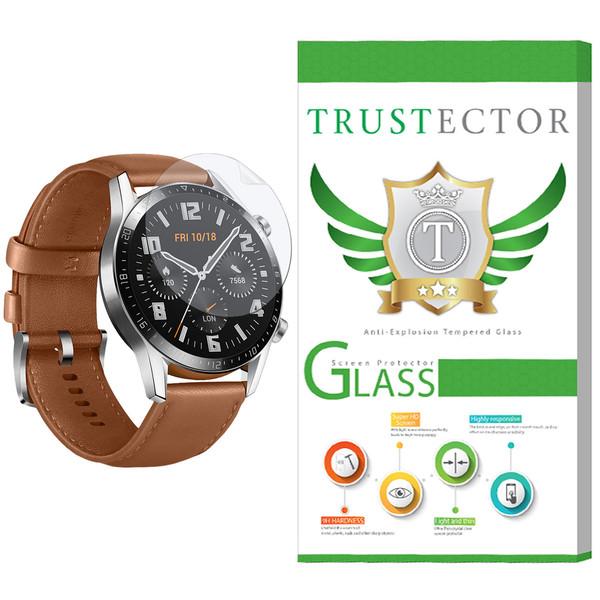 محافظ صفحه نمایش نانو تراستکتور مدل GNF مناسب برای ساعت هوشمند هوآوی Watch GT 2 سایز 42 میلی متر