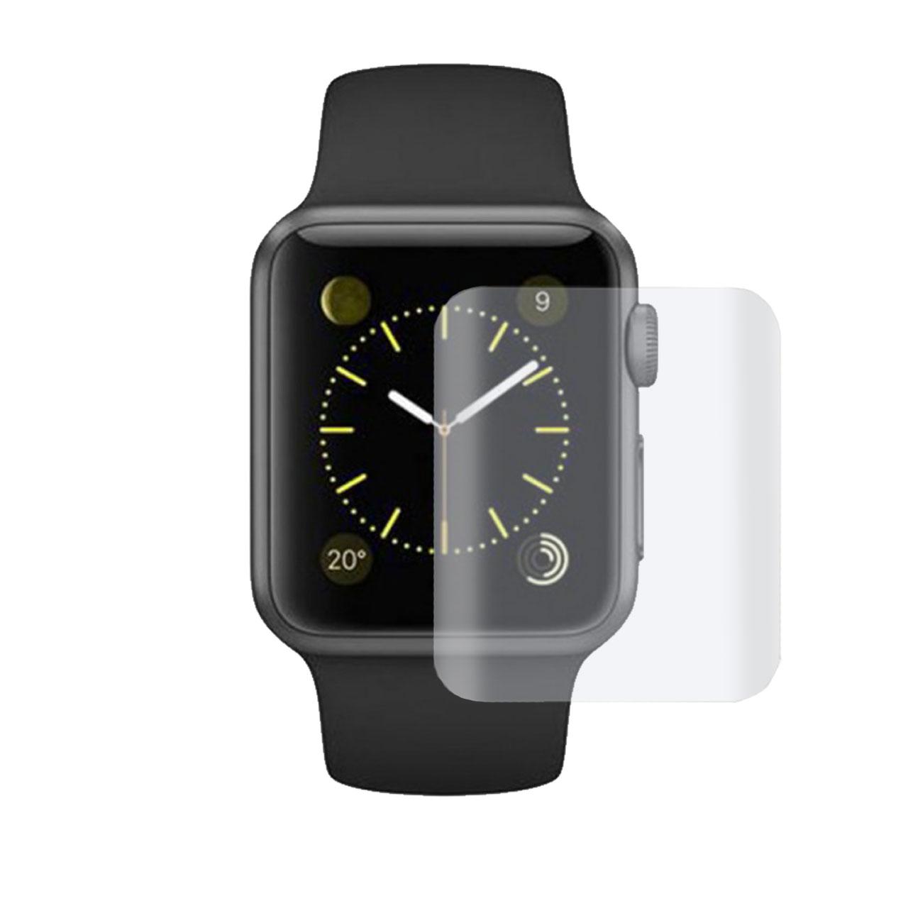 محافظ صفحه نمايش یووی لایت مدل GUSP مناسب براي اپل واچ 38 میلی متری               ( قیمت و خرید)