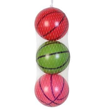 توپ بادی مدل بسکتبال بسته 3 عددی