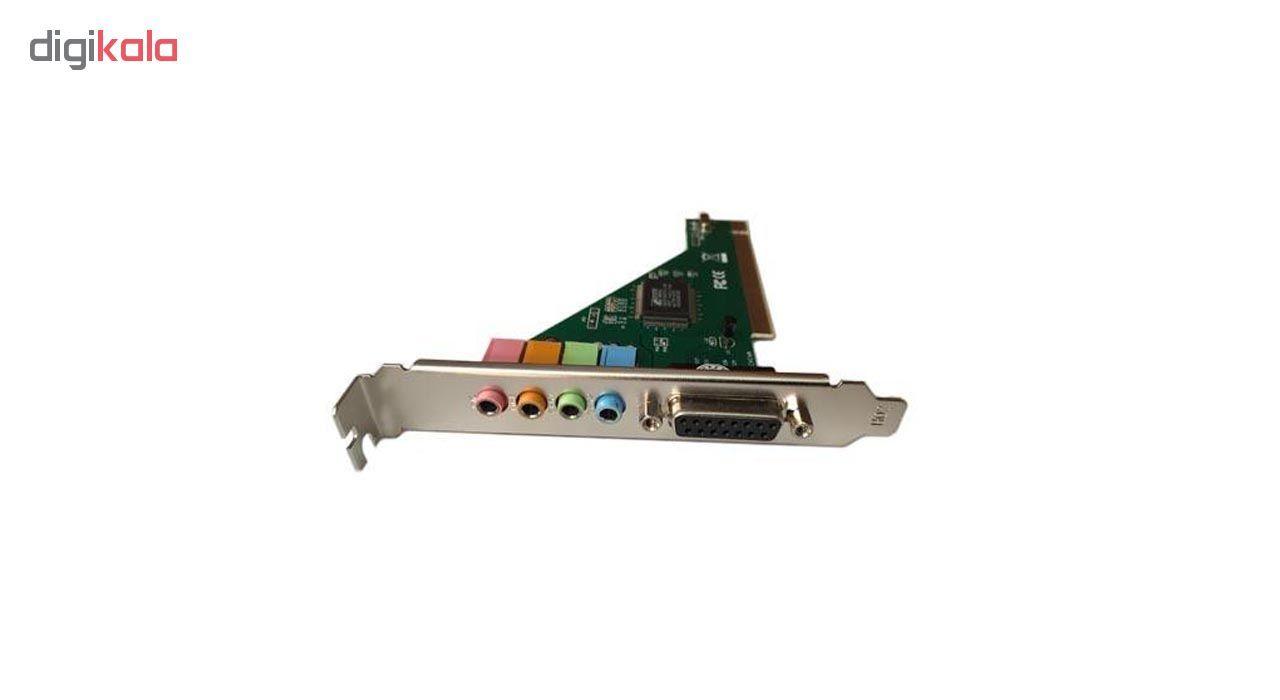 کارت صدا PCI کد 007 main 1 1