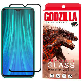 محافظ صفحه نمایش گودزیلا مدل GGF مناسب برای گوشی موبایل شیائومی Redmi Note 8 Pro