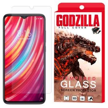 محافظ صفحه نمایش گودزیلا مدل GGS مناسب برای گوشی موبایل شیائومی Redmi Note 8 Pro