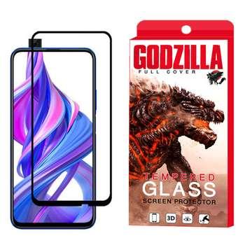 محافظ صفحه نمایش گودزیلا مدل GGF مناسب برای گوشی موبایل آنر 9X