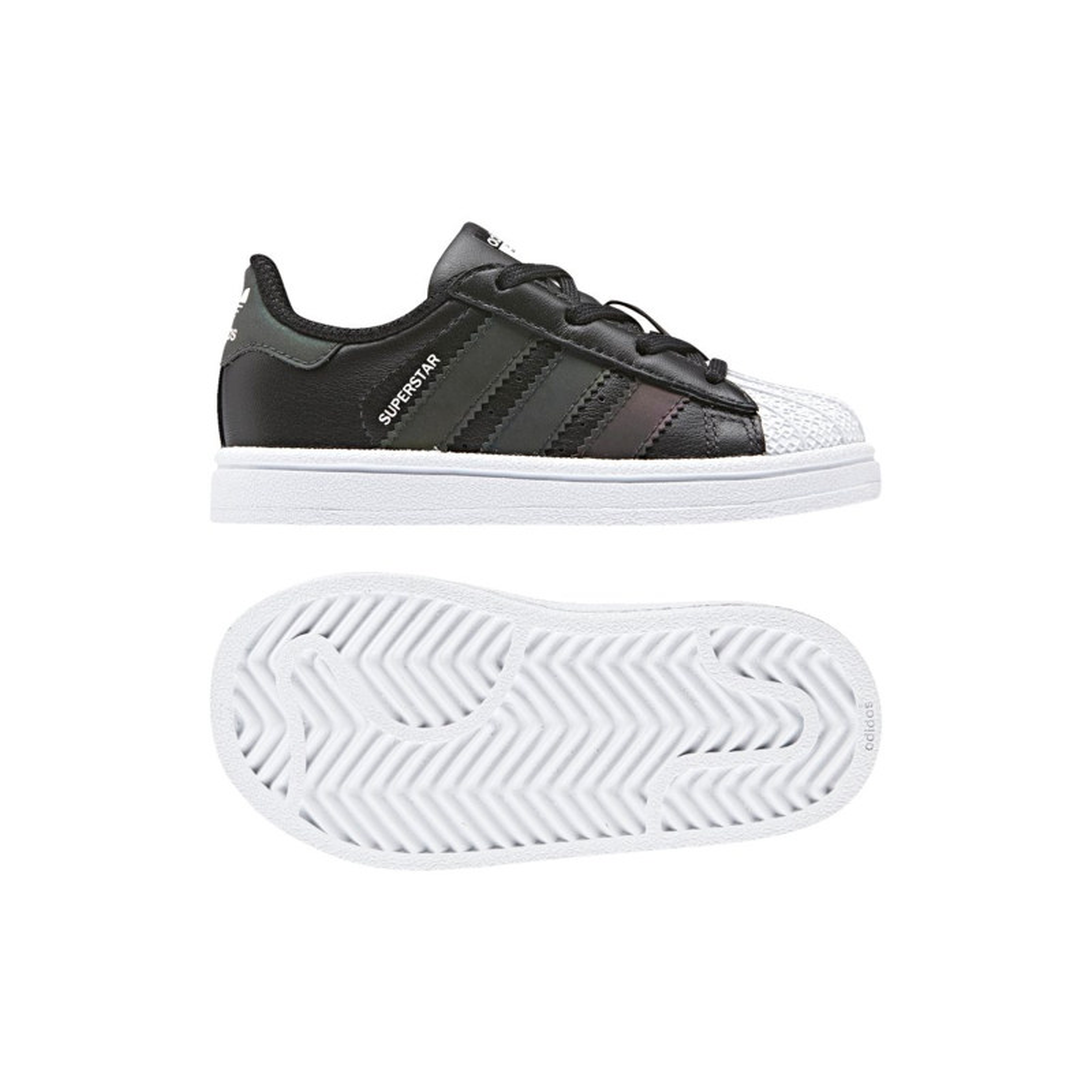 کفش ورزشی بچگانه آدیداس سری Superstar مدل CQ2854