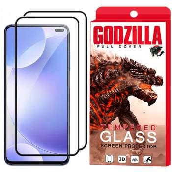 محافظ صفحه نمایش گودزیلا مدل GGF مناسب برای گوشی موبایل شیائومی Redmi K30 بسته 2 عددی