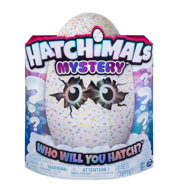 ربات شانسی اسپین مستر مدل Hatchimals Mystery