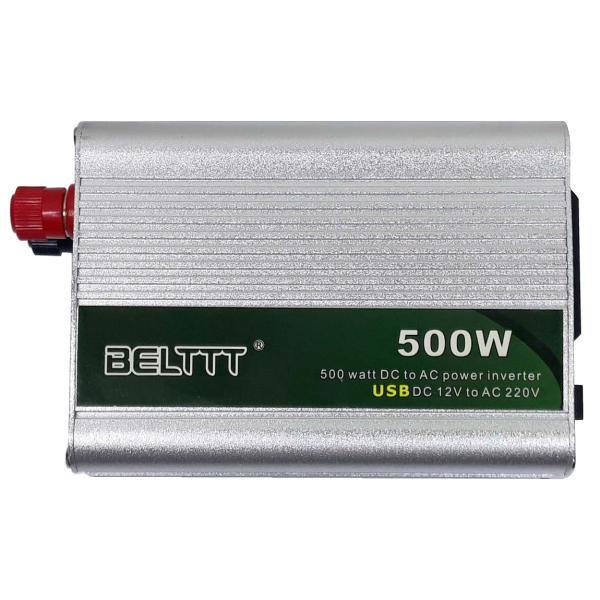مبدل برق خودرو بلت مدل TVIK-06 کد 500
