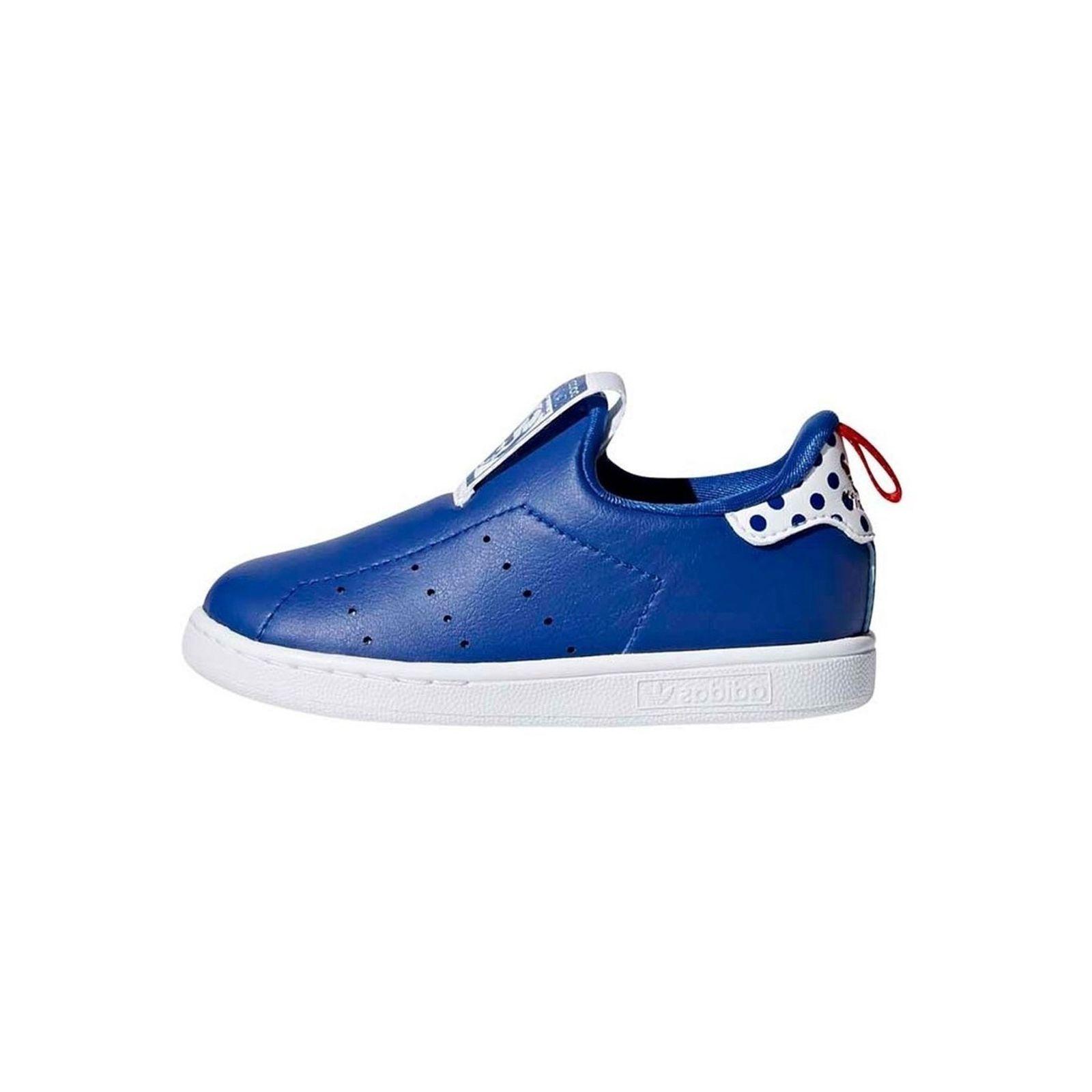 کفش ورزشی نوزادی آدیداس سری Stan Smith 360 مدل CQ2716 - آبی - 1
