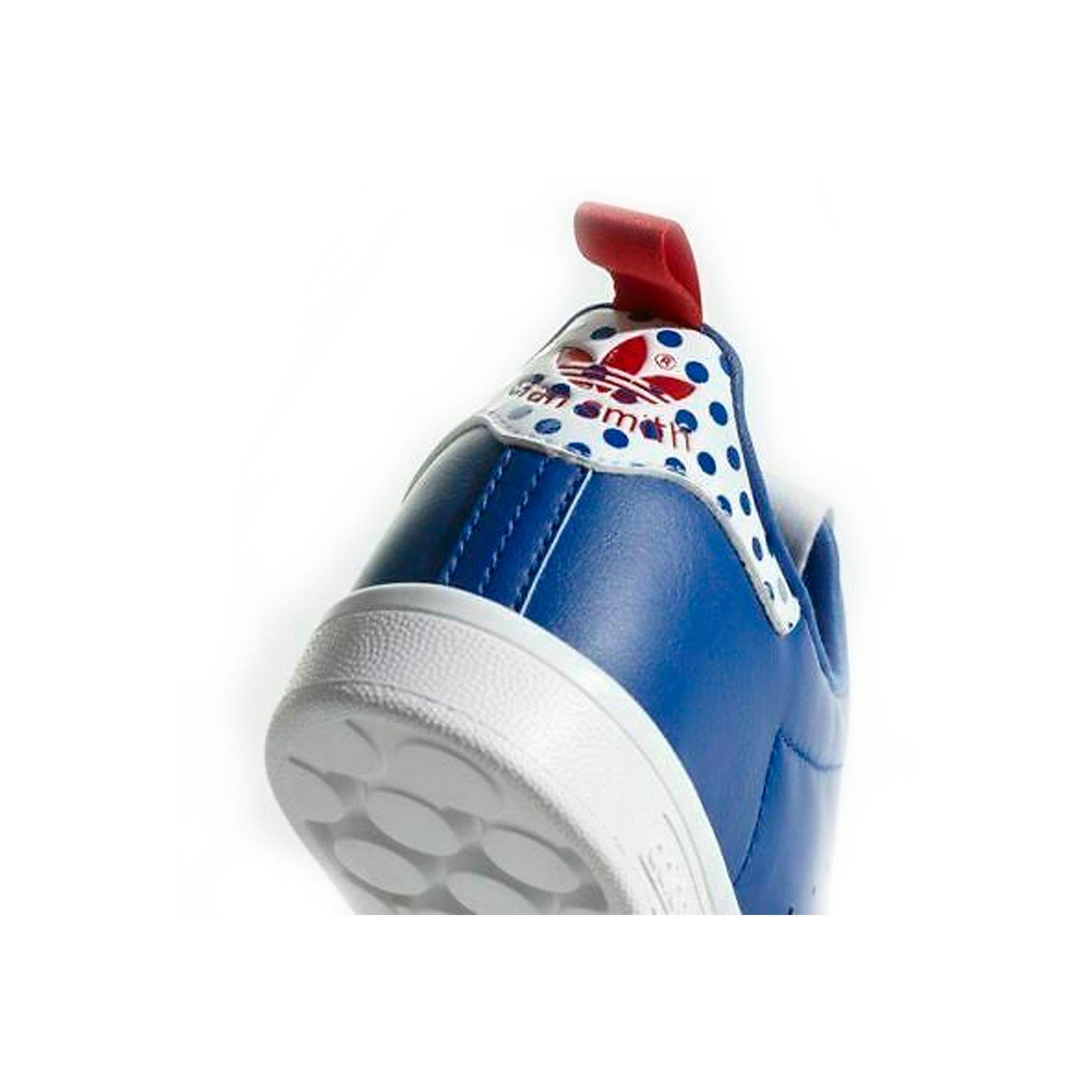 کفش ورزشی نوزادی آدیداس سری Stan Smith 360 مدل CQ2716 - آبی - 3