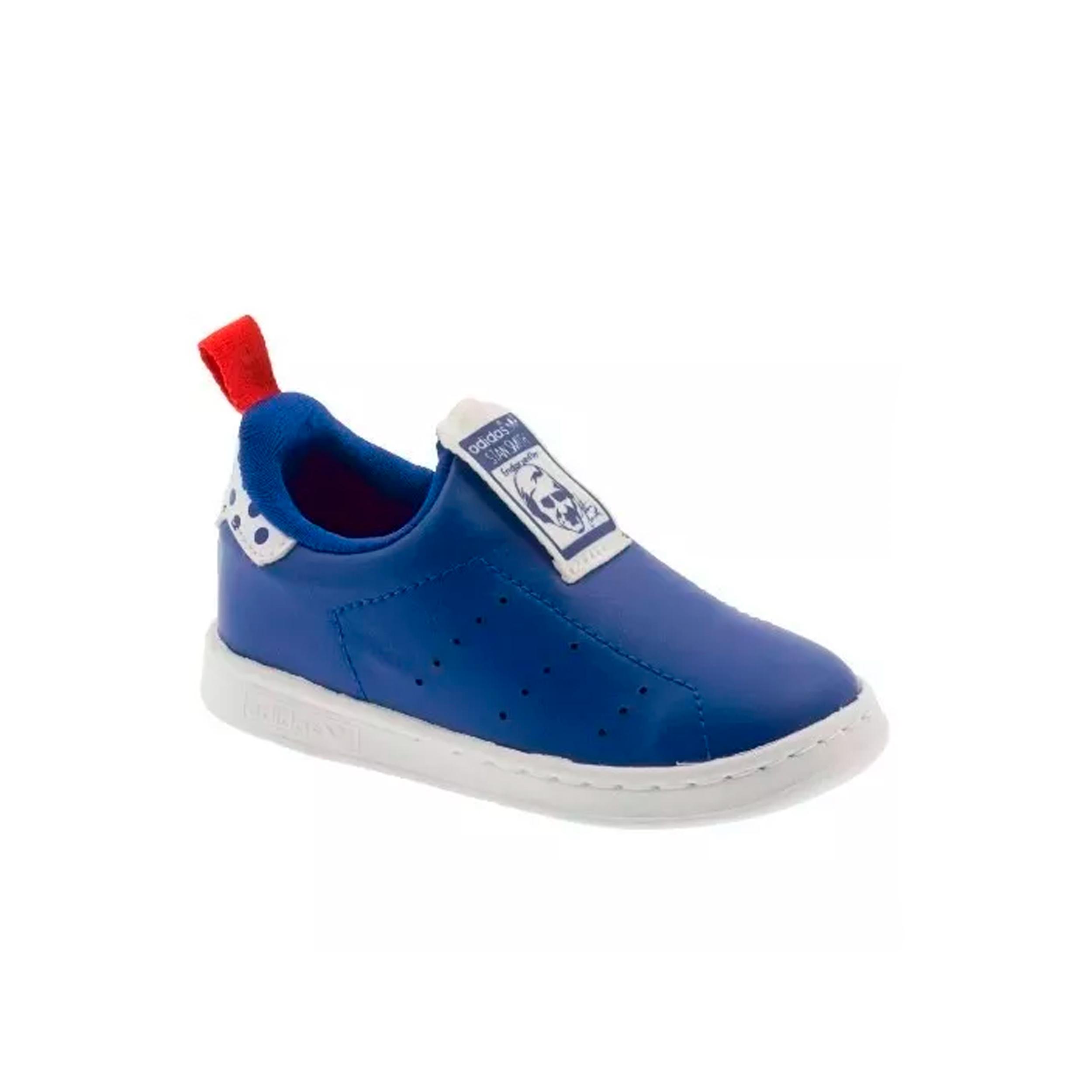 کفش ورزشی نوزادی آدیداس سری Stan Smith 360 مدل CQ2716 - آبی - 2