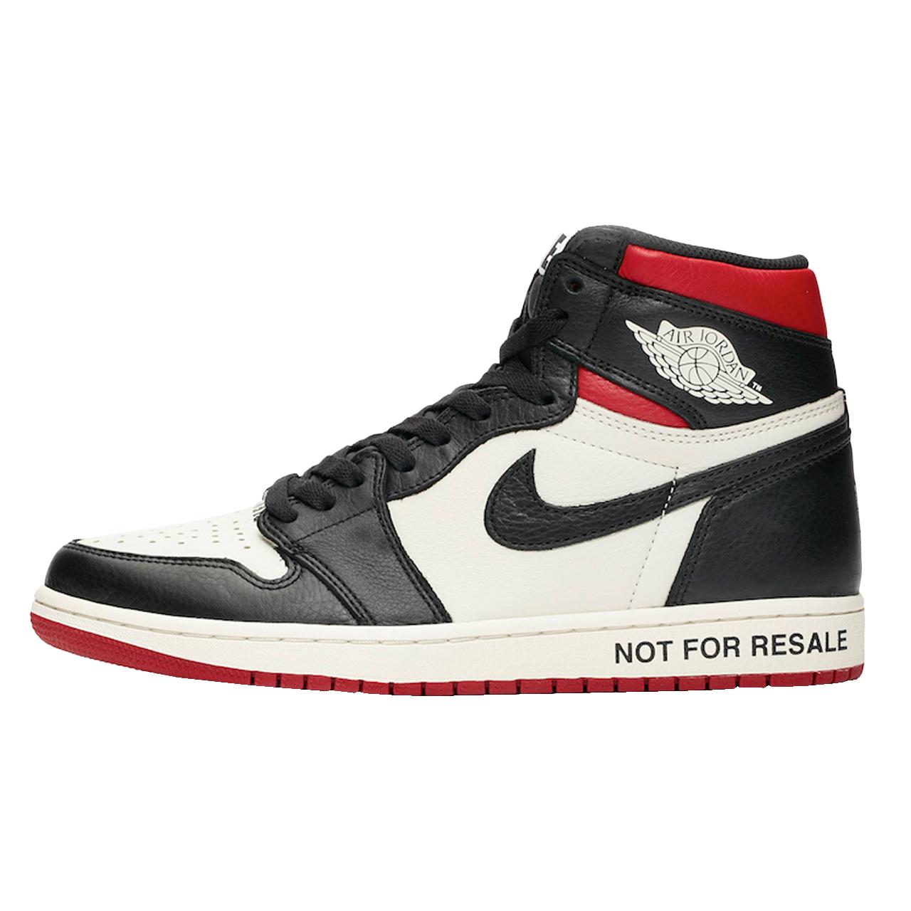 کفش راحتی زنانه نایکی مدل Air Jordan 1 Hi Og Not For Release