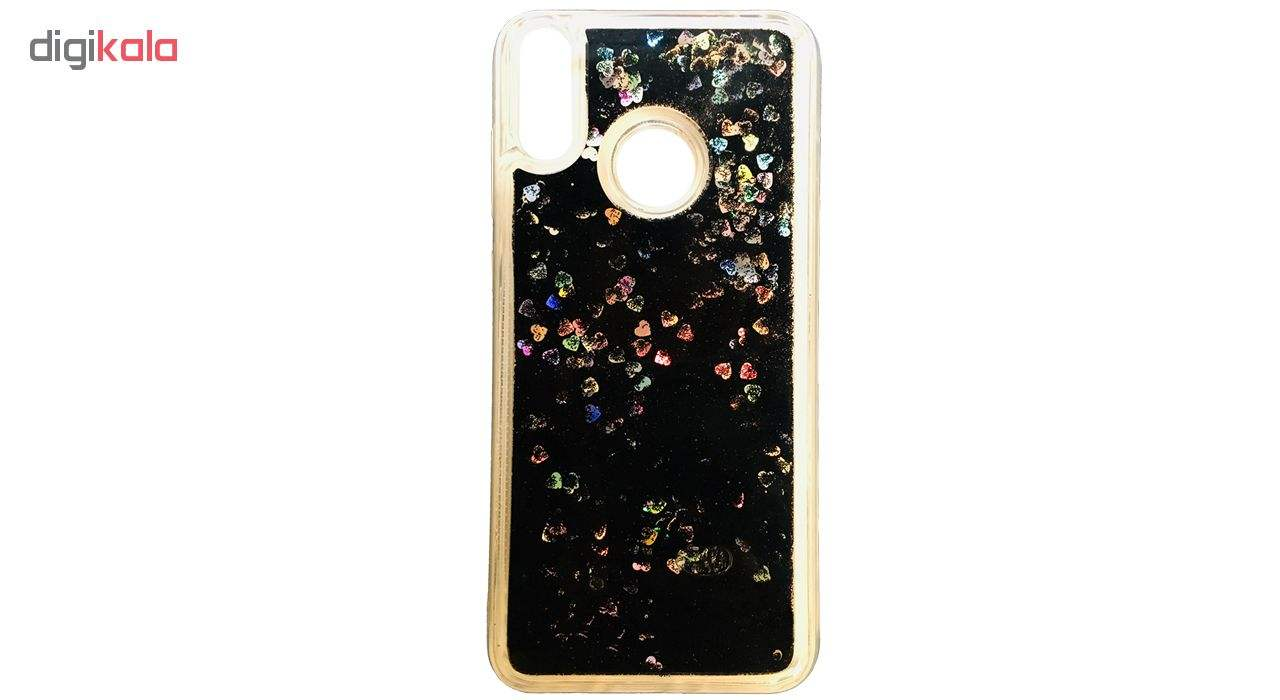 کاور طرح آکواریومی کد 1458 مناسب برای گوشی موبایل سامسونگ Galaxy A20 / A30