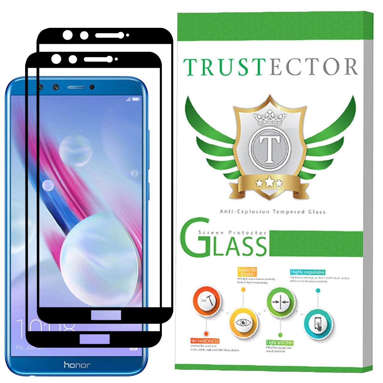 محافظ صفحه نمایش تراستکتور مدل GSS مناسب برای گوشی موبایل آنر 9Lite بسته 2 عددی              ( قیمت و خرید)