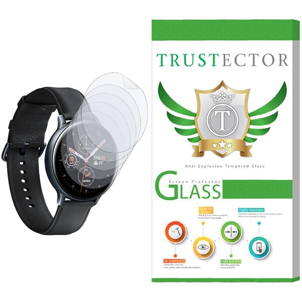 محافظ صفحه نمایش نانو تراستکتور مدل GNF مناسب برای ساعت هوشمند سامسونگ Galaxy Watch Active2 بسته 5 عددی سایز 44 میلی متر