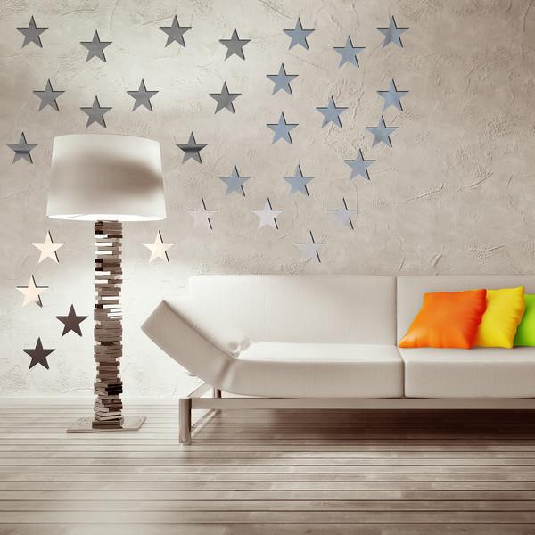 آیینه طرح ستاره کد E03