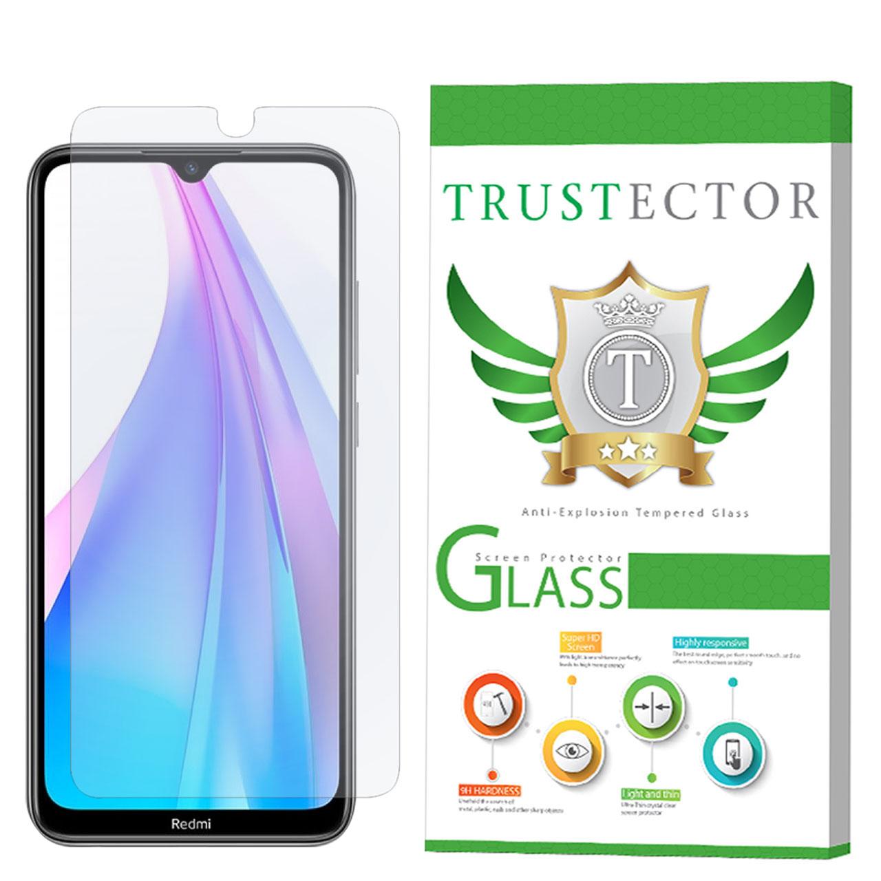 محافظ صفحه نمایش تراستکتور مدل GLS مناسب برای گوشی موبایل شیائومی Redmi Note 8T              ( قیمت و خرید)