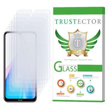 محافظ صفحه نمایش تراستکتور مدل GLS مناسب برای گوشی موبایل شیائومی Redmi Note 8T بسته 5 عددی