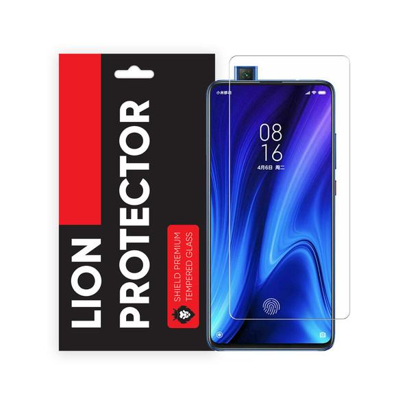 محافظ صفحه نمایش شیلد مدل Lion GLS مناسب برای گوشی موبایل شیائومی Mi 9T Pro